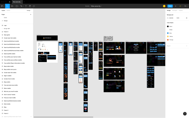 figma website design agency