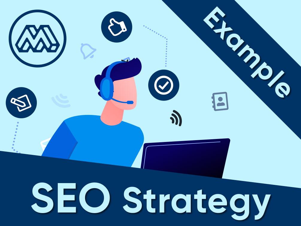 seo strategy example