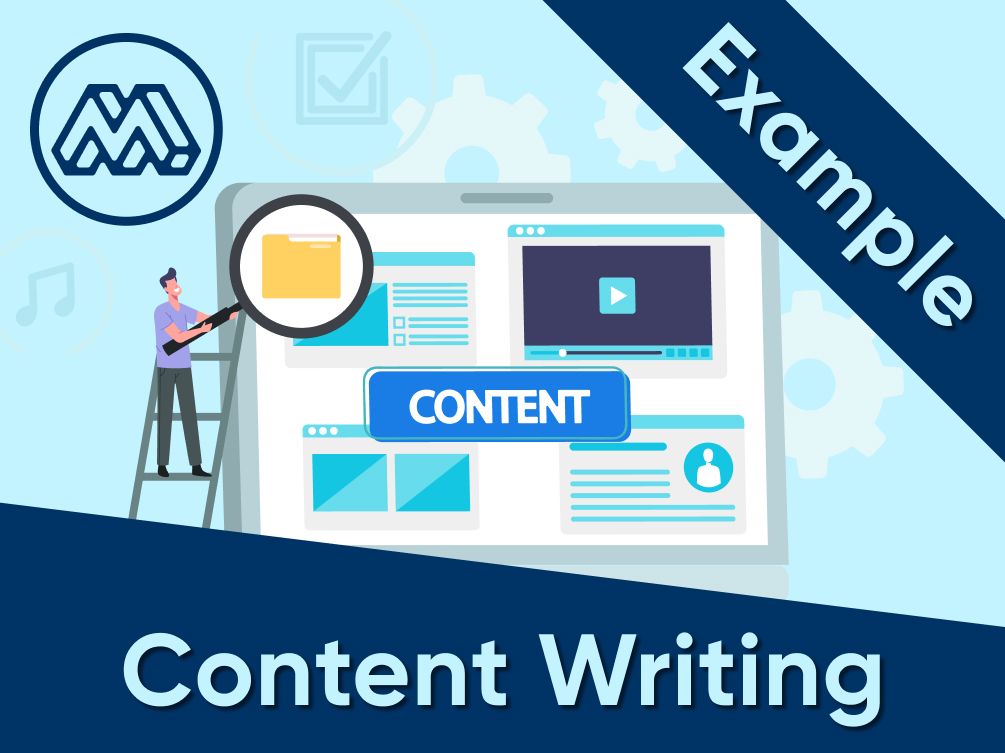 content writing example 5